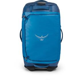 Osprey Rolling Transporter 90 Rejsetasker blå